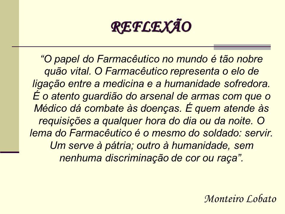 REFLEXÃO Monteiro Lobato