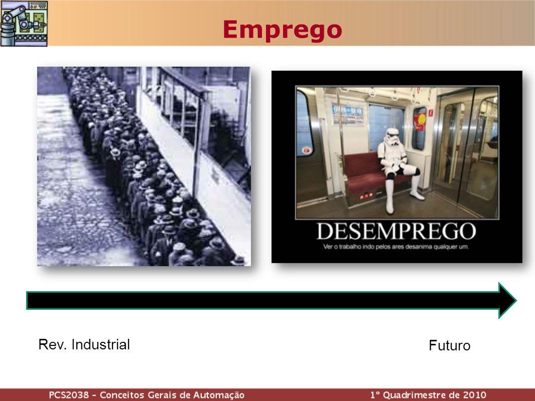 Emprego Rev. Industrial Futuro