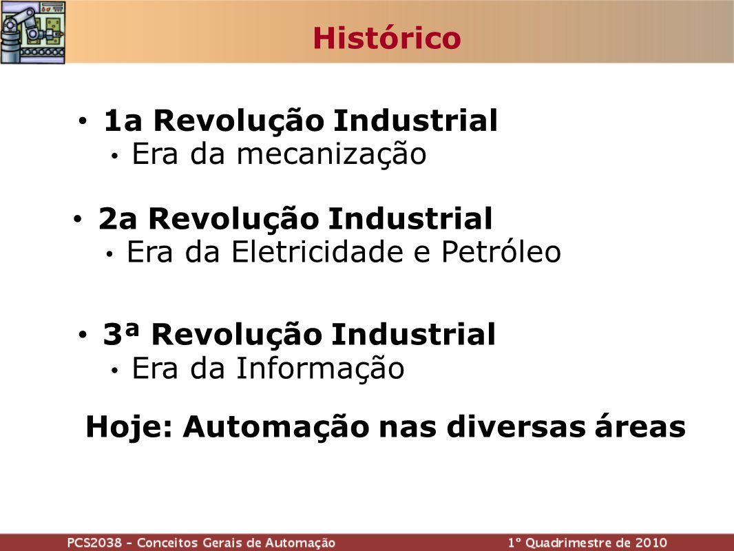 1a Revolução Industrial Era da mecanização