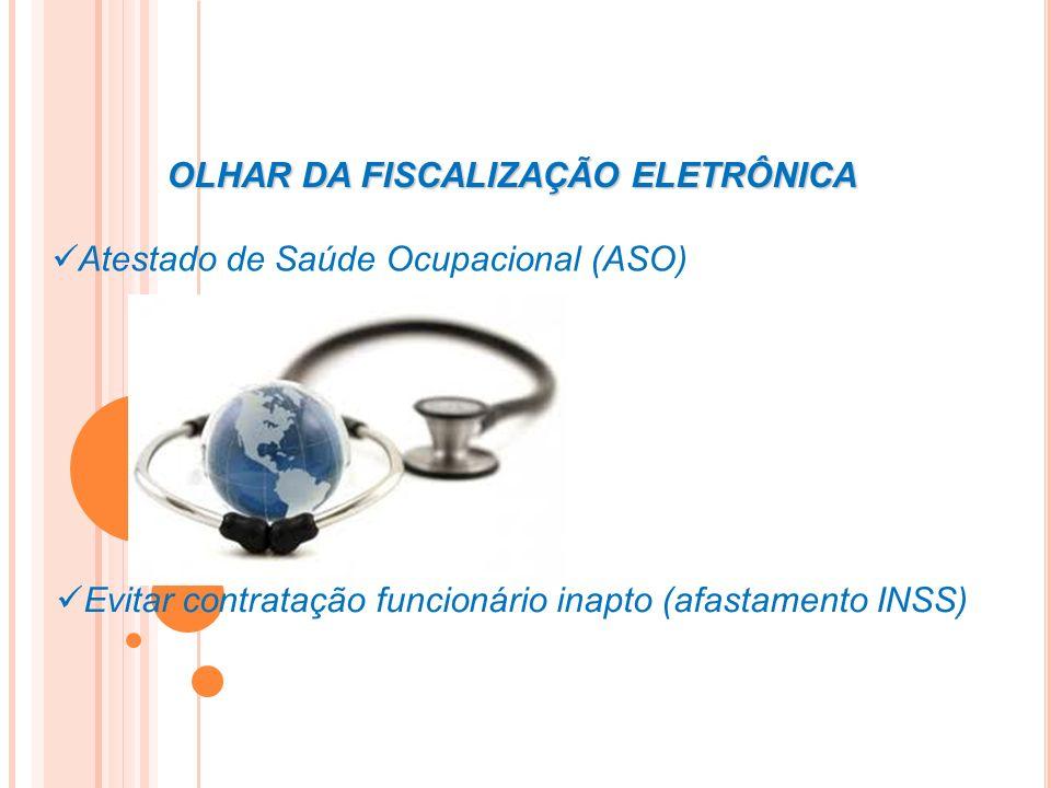 OLHAR DA FISCALIZAÇÃO ELETRÔNICA
