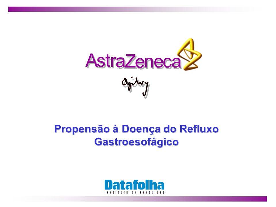 Propensão à Doença do Refluxo Gastroesofágico