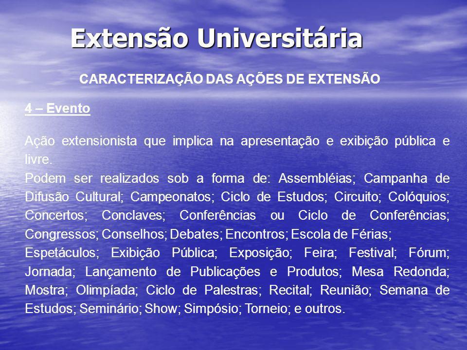 Extensão Universitária