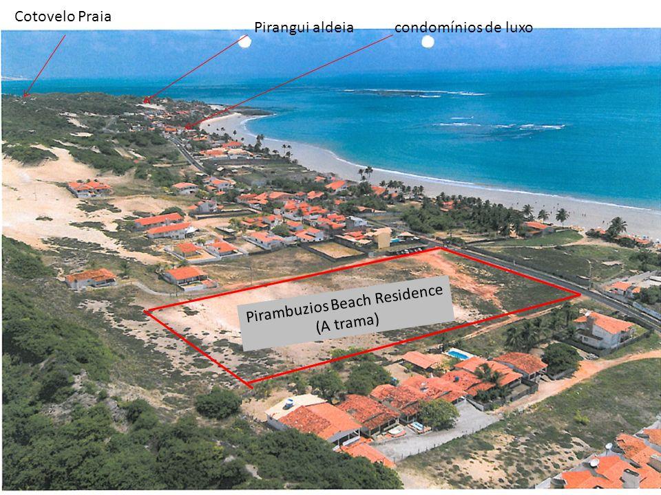 Pirambuzios Beach Residence