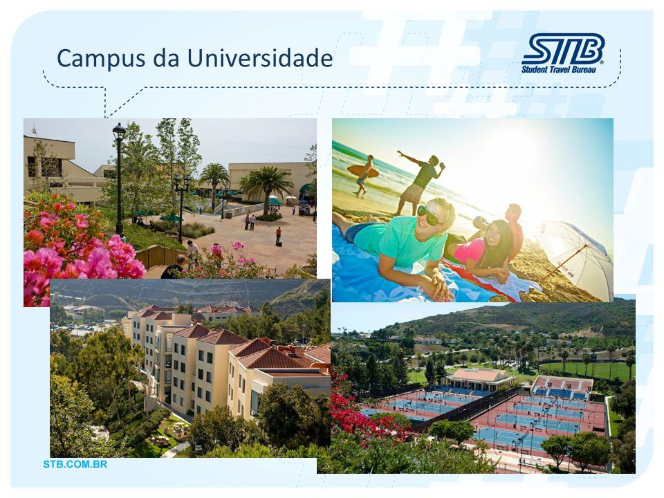 Campus da Universidade