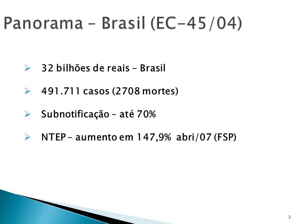 Panorama – Brasil (EC-45/04)