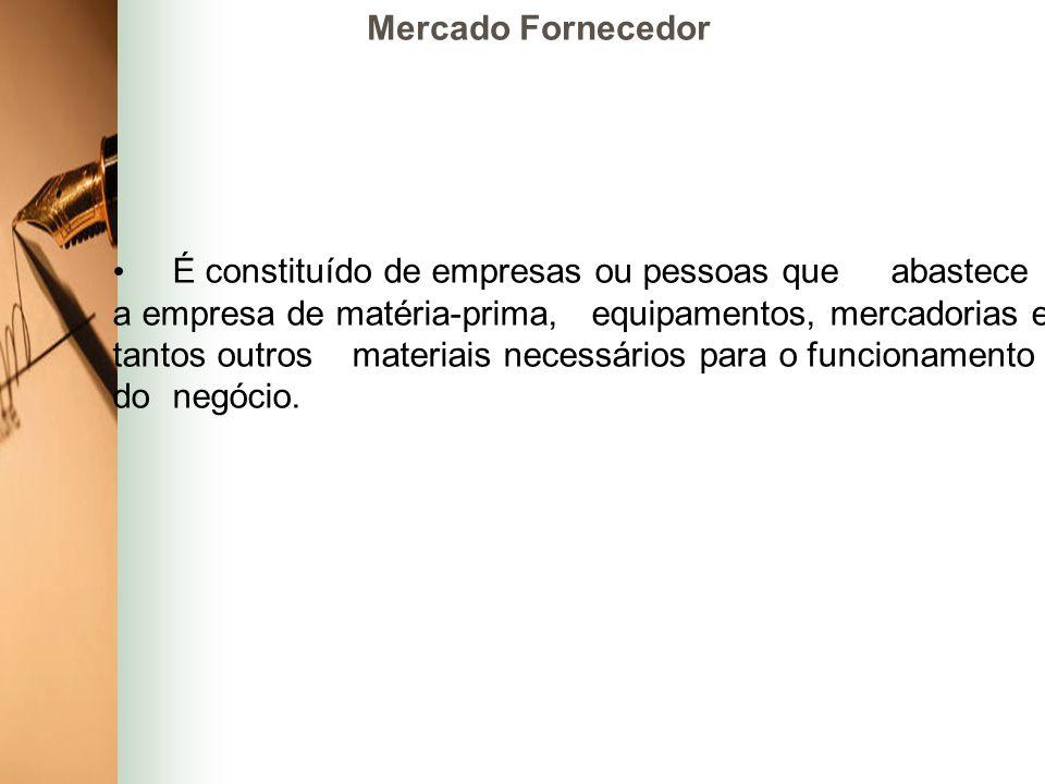 Mercado Fornecedor