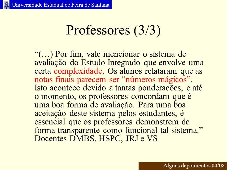 Professores (3/3)
