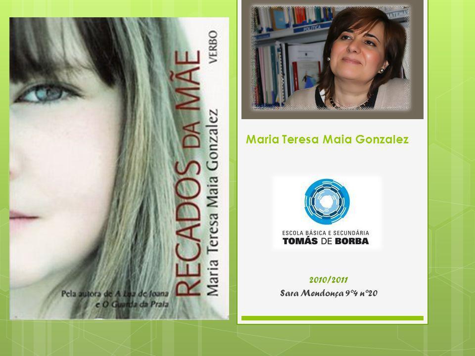 Maria Teresa Maia Gonzalez