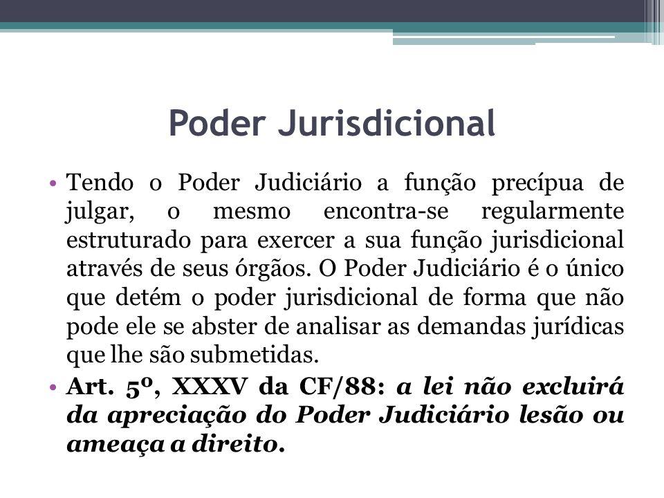 Poder Jurisdicional