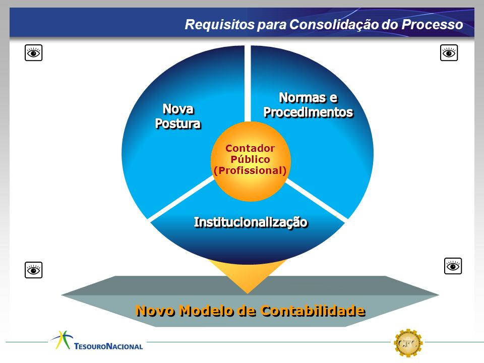 Contador Público (Profissional) Novo Modelo de Contabilidade