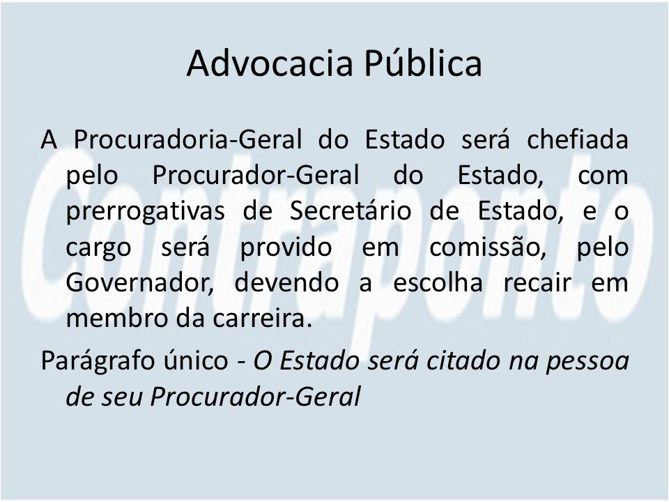 Advocacia Pública