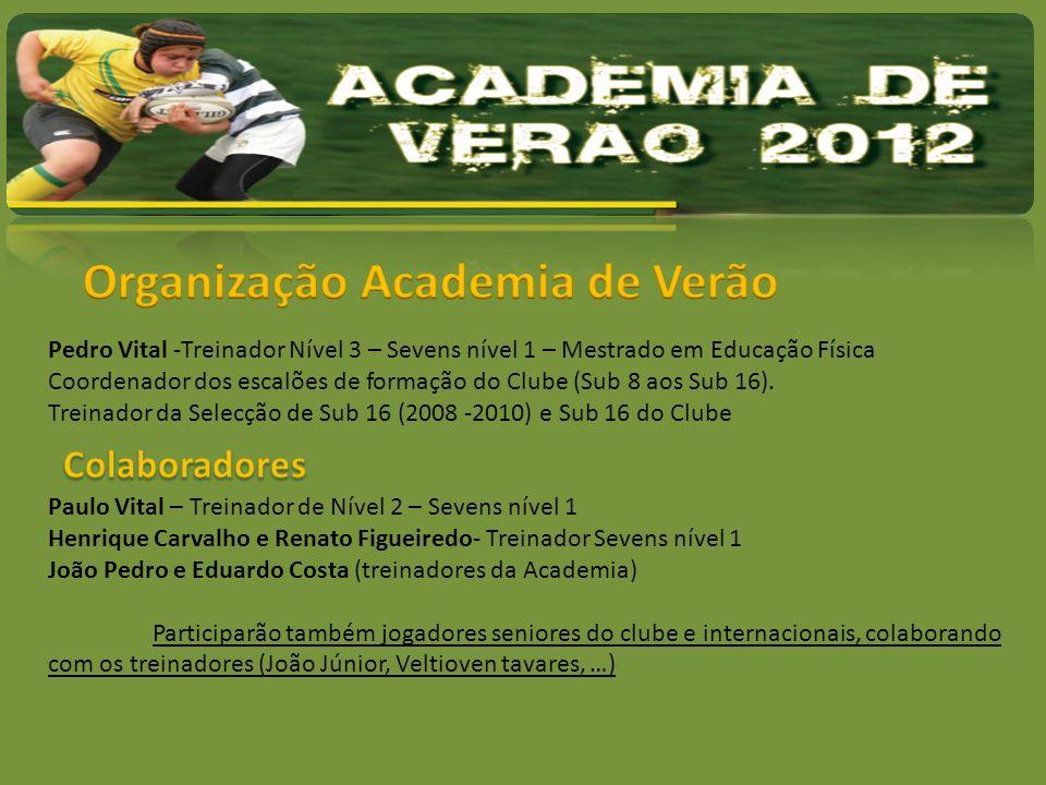 Organização Academia de Verão