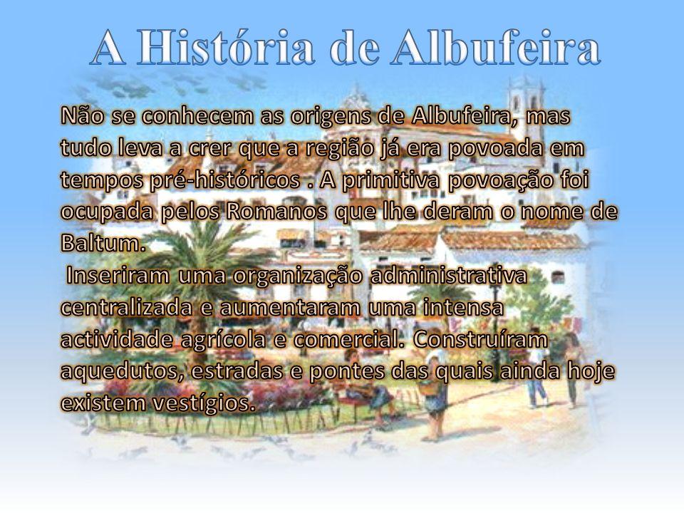 A História de Albufeira