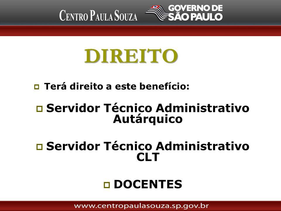 DIREITO Servidor Técnico Administrativo Autárquico