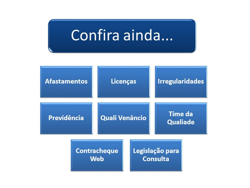 Legislação para Consulta