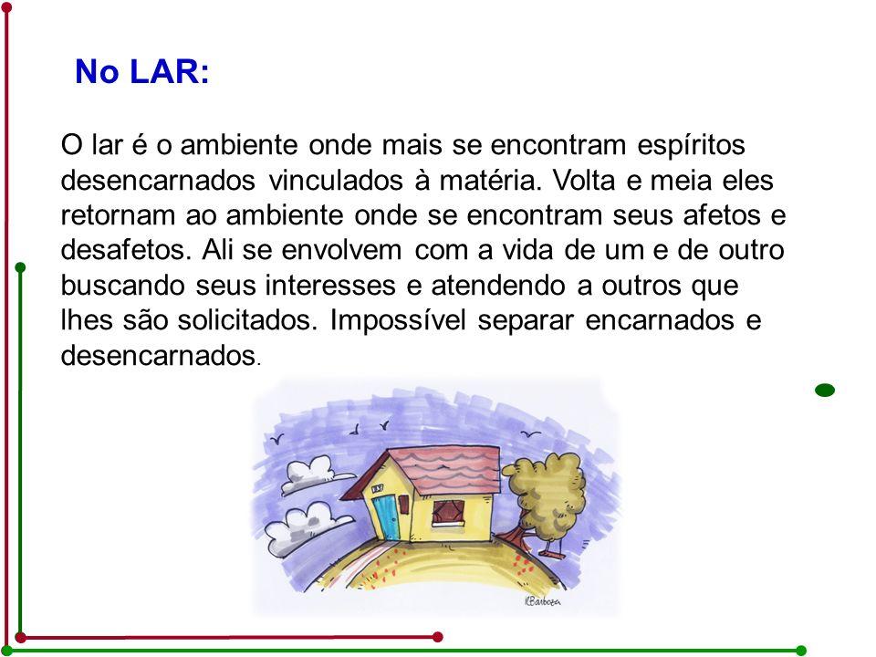 No LAR: