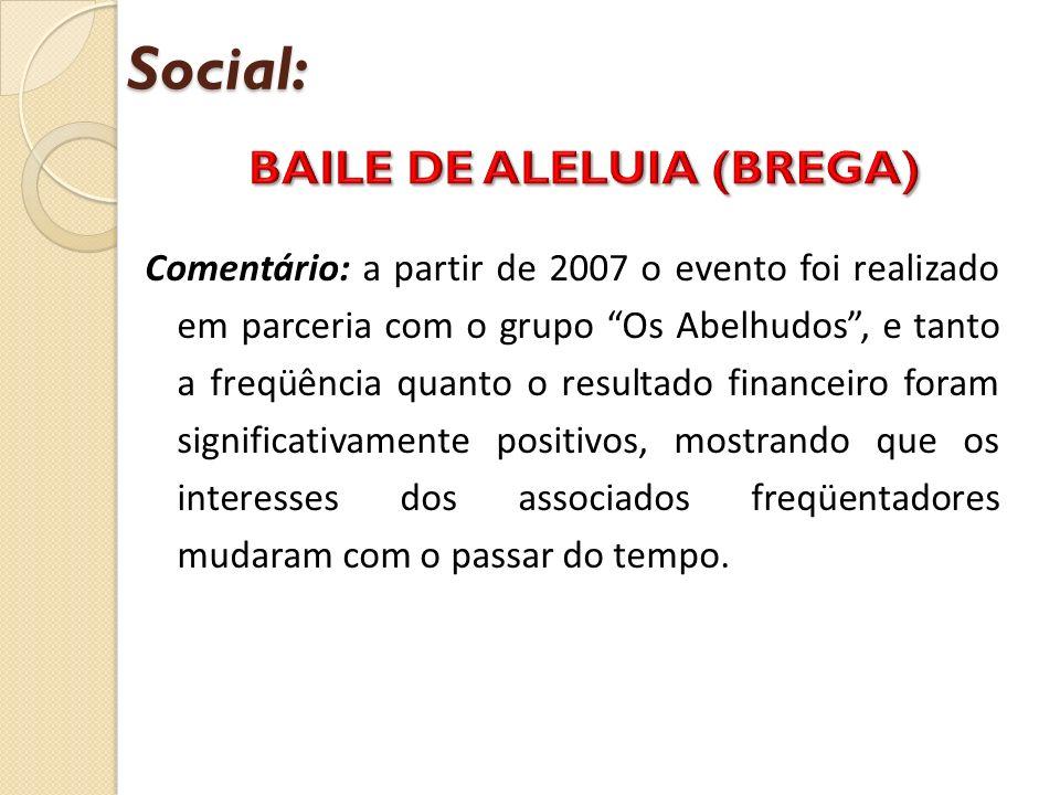 BAILE DE ALELUIA (BREGA)