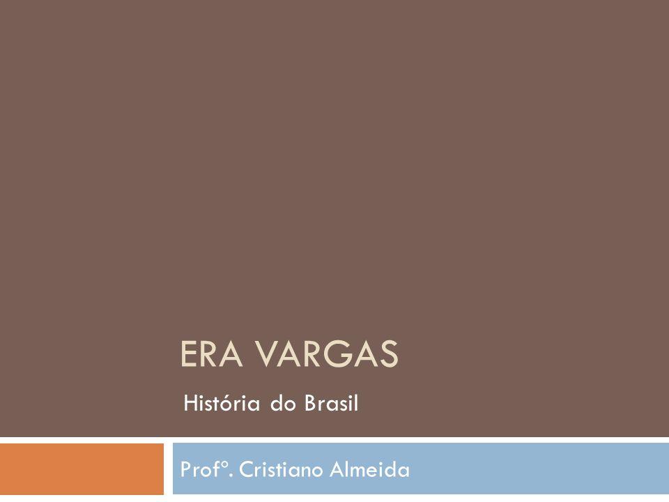 Profº. Cristiano Almeida