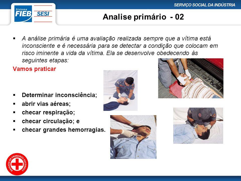 Analise primário - 02