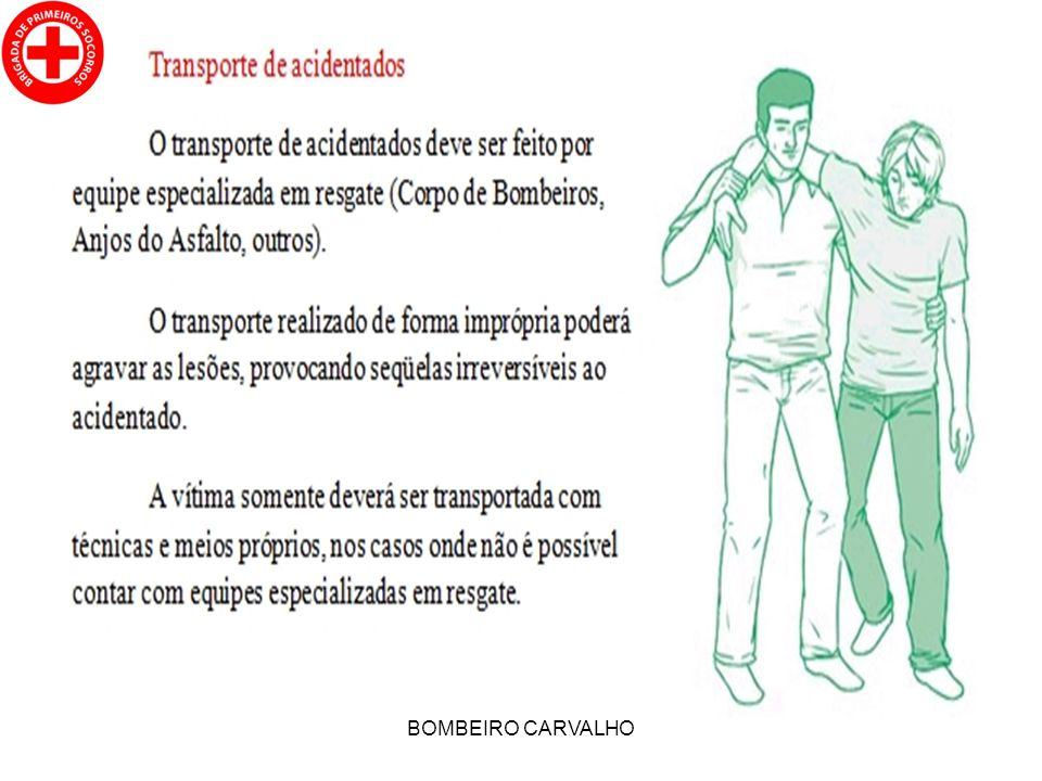 BOMBEIRO CARVALHO