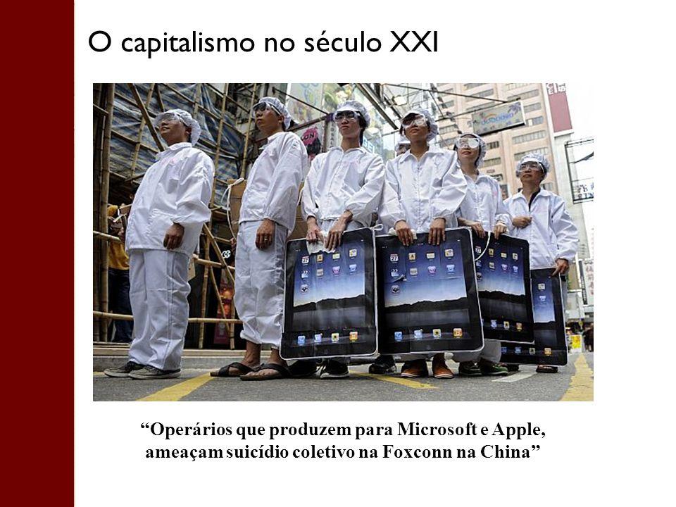O capitalismo no século XXI