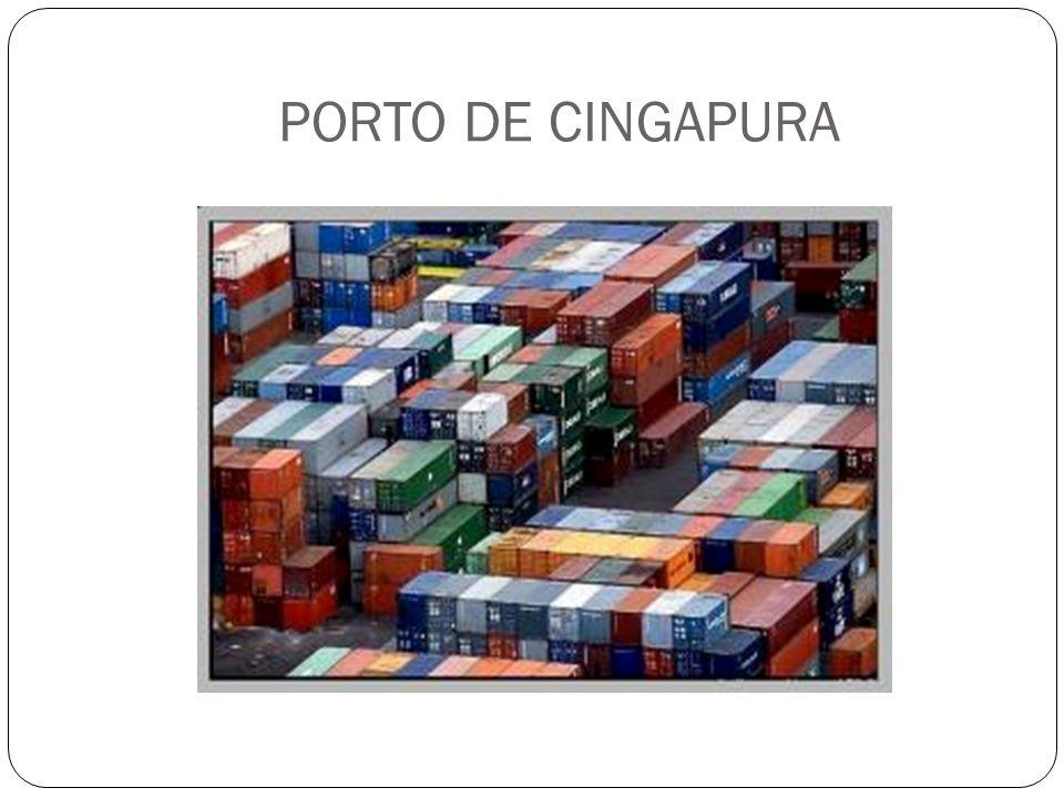 PORTO DE CINGAPURA