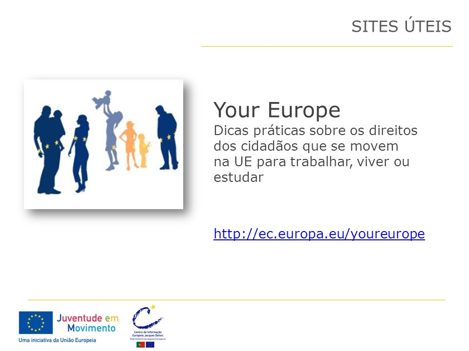 Your Europe SITES ÚTEIS