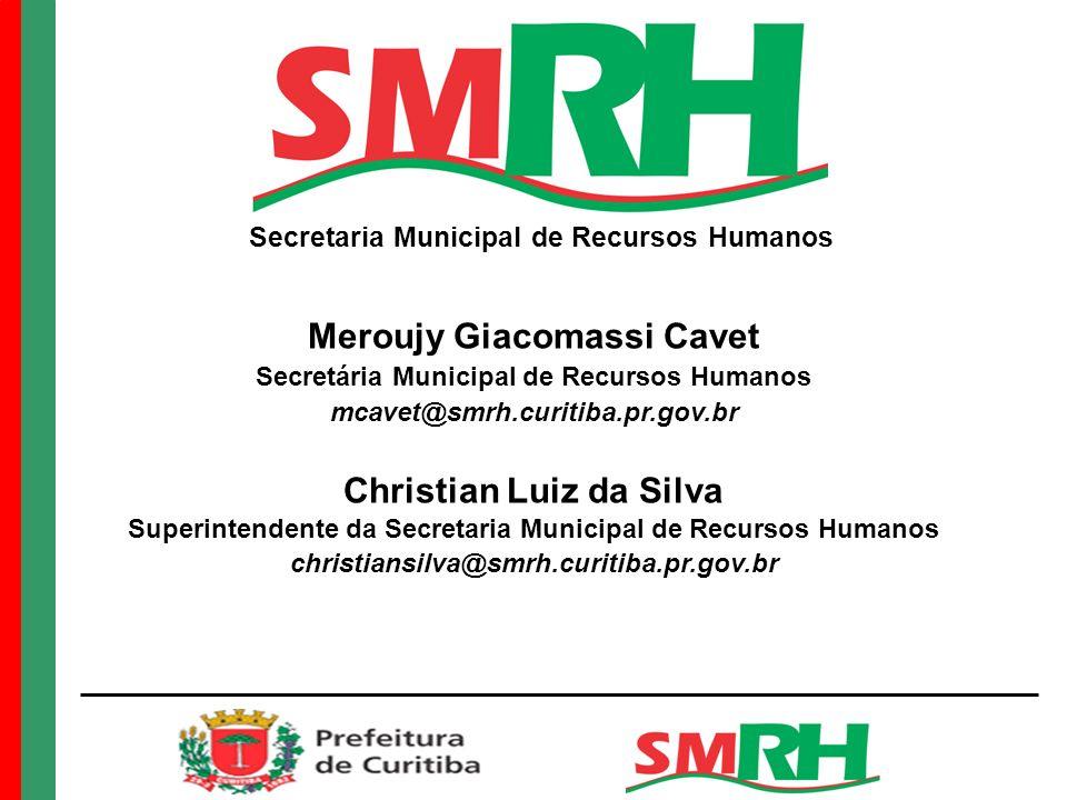 Meroujy Giacomassi Cavet Christian Luiz da Silva