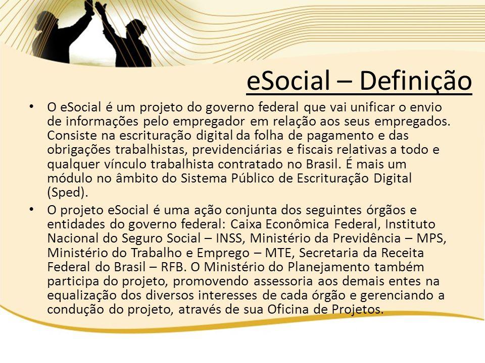 eSocial – Definição