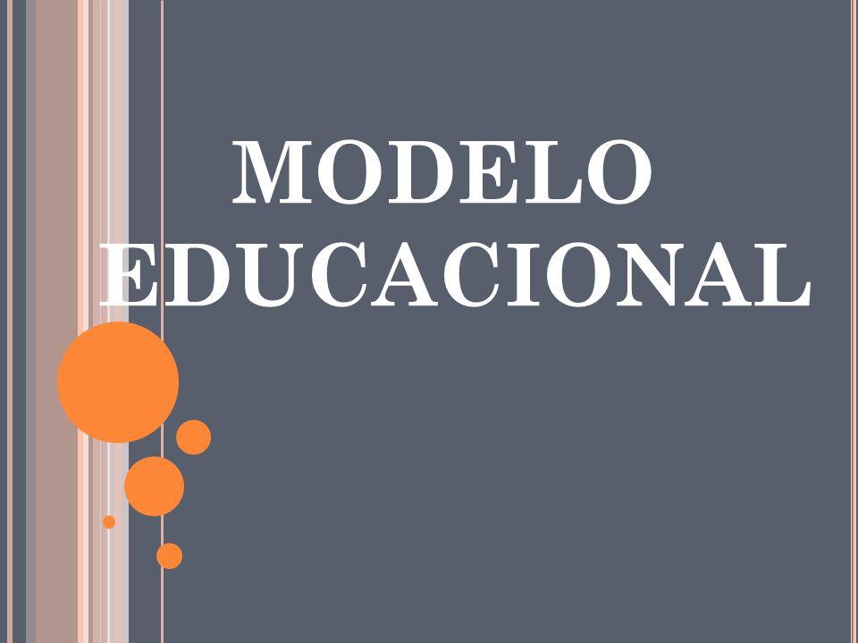 MODELO EDUCACIONAL