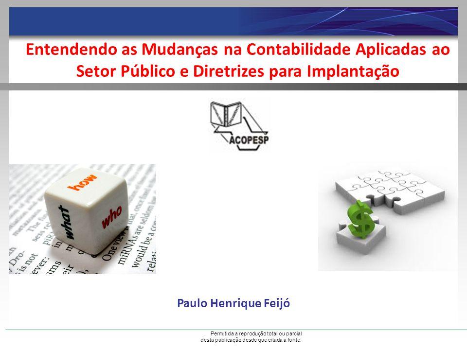 Entendendo as Mudanças na Contabilidade Aplicadas ao Setor Público e Diretrizes para Implantação