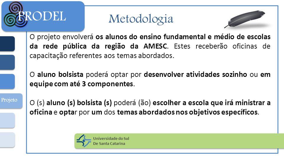 PRODEL Metodologia.