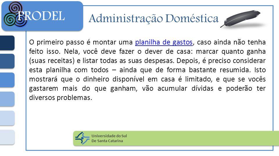 Administração Doméstica