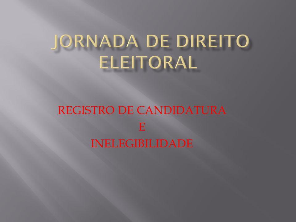 Jornada de Direito Eleitoral