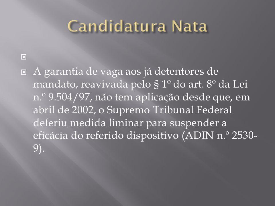Candidatura Nata