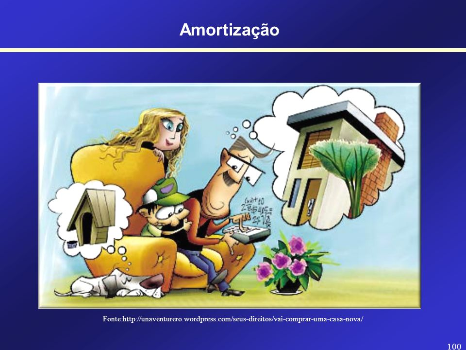 Amortização Fonte:http://unaventurero.wordpress.com/seus-direitos/vai-comprar-uma-casa-nova/