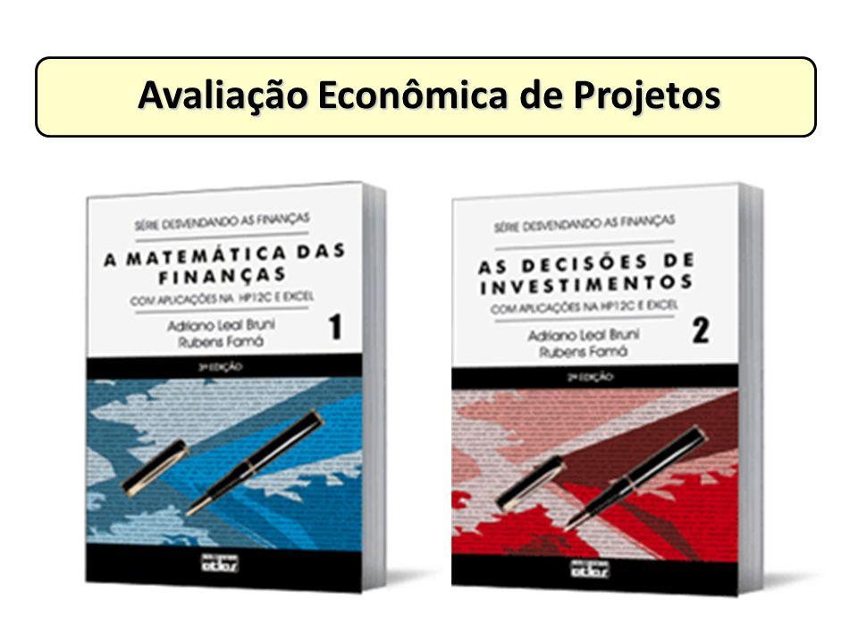 Avaliação Econômica de Projetos