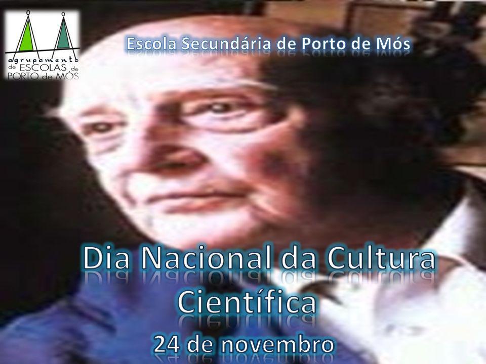 Escola Secundária de Porto de Mós Dia Nacional da Cultura Científica