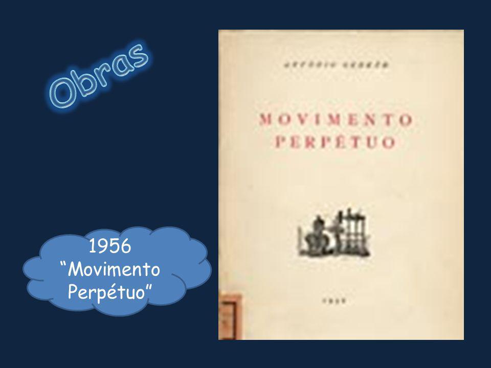 Obras 1956 Movimento Perpétuo