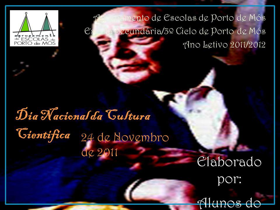 Dia Nacional da Cultura Cientifica