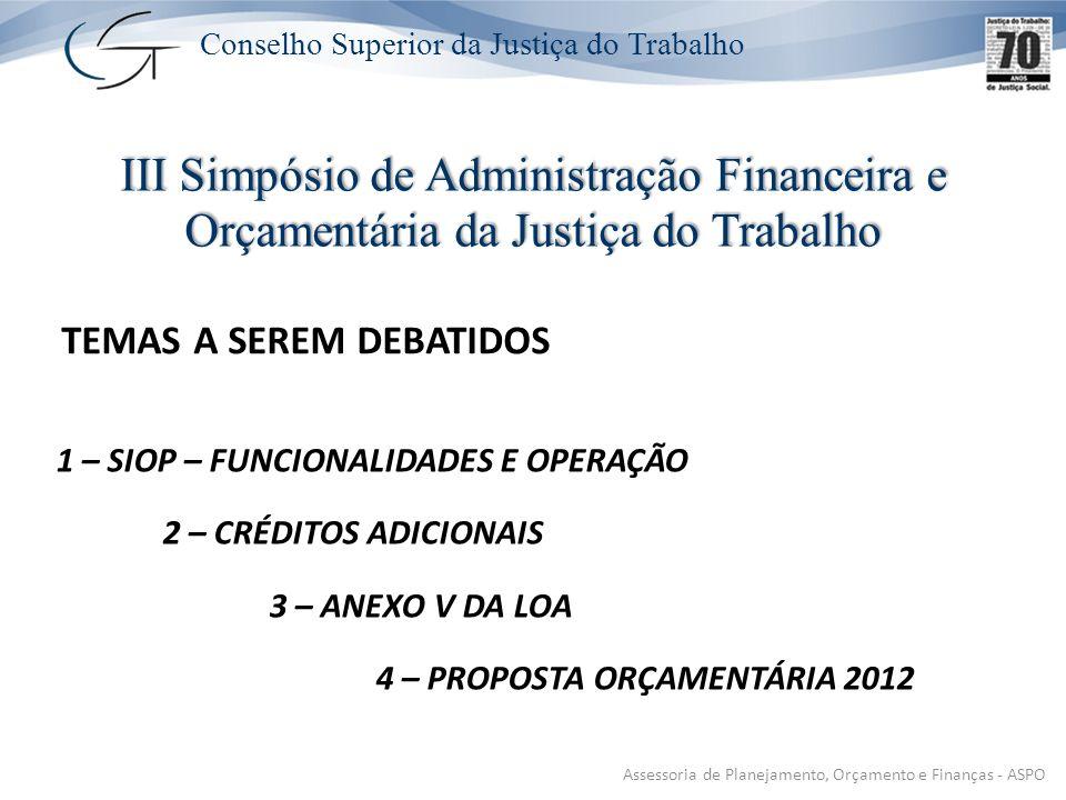 III Simpósio de Administração Financeira e