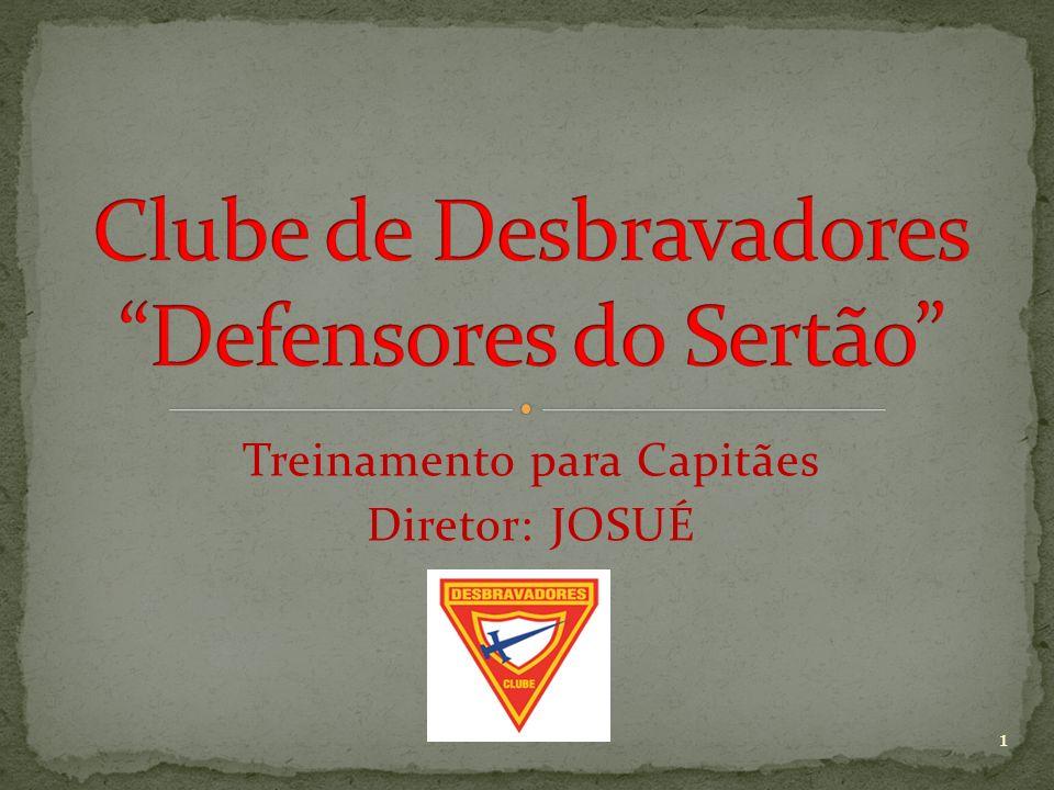 Clube de Desbravadores Defensores do Sertão