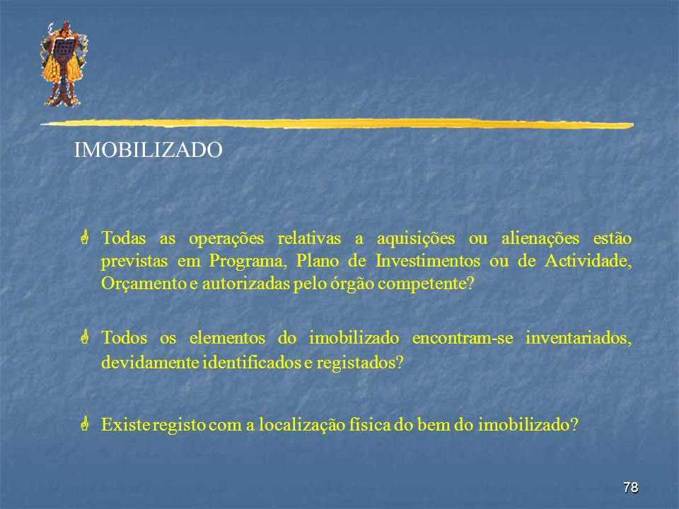 IMOBILIZADO