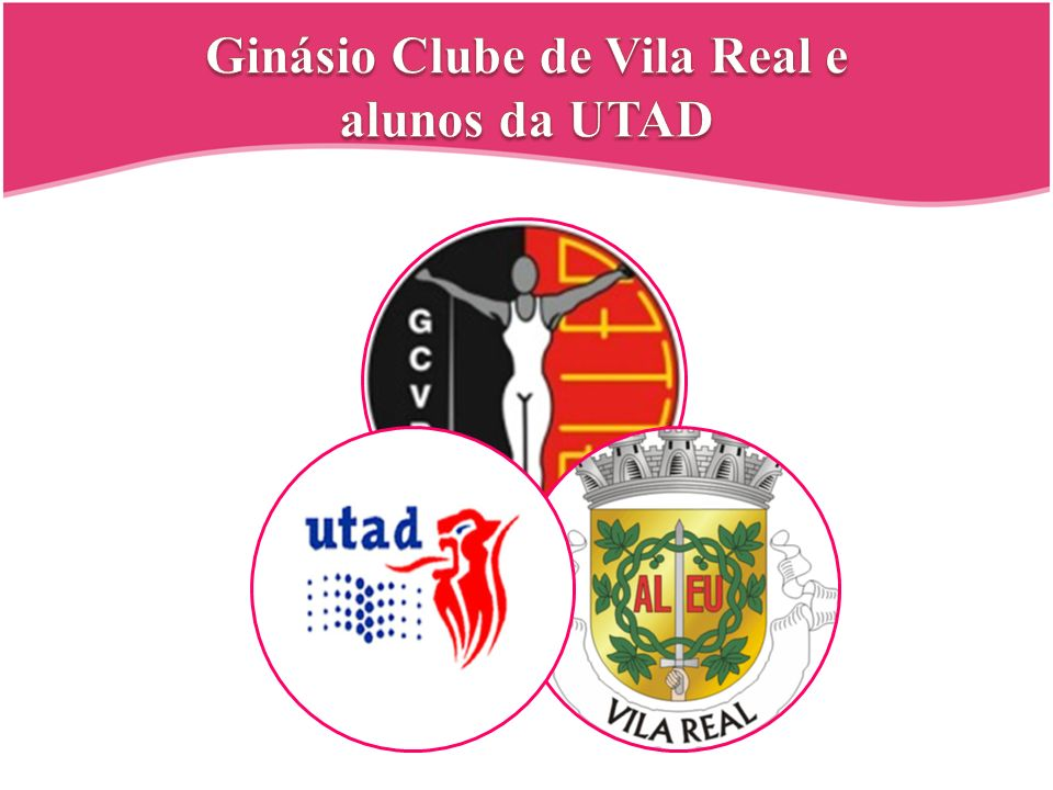 Ginásio Clube de Vila Real e alunos da UTAD