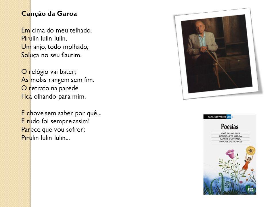 Canção da Garoa