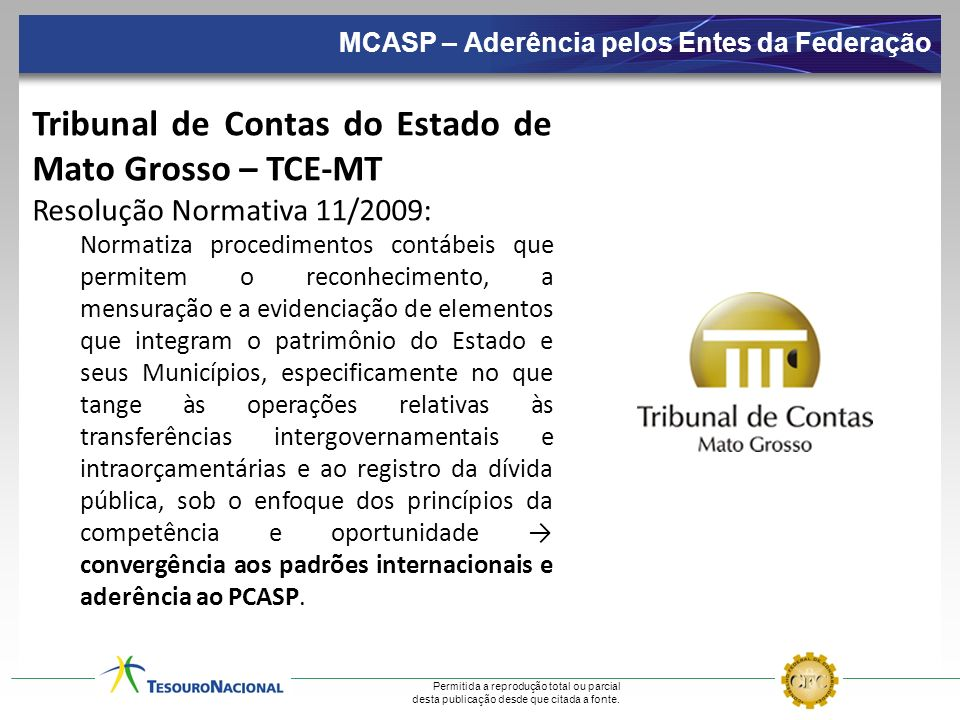 Tribunal de Contas do Estado de Mato Grosso – TCE-MT