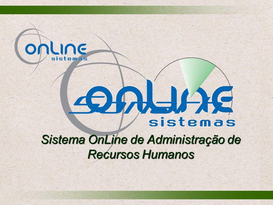 Sistema OnLine de Administração de Recursos Humanos