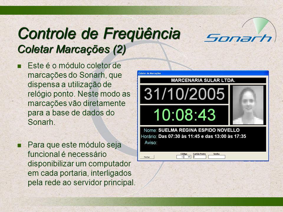 Controle de Freqüência Coletar Marcações (2)