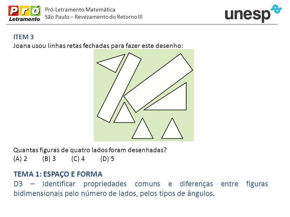 Pró-Letramento Matemática