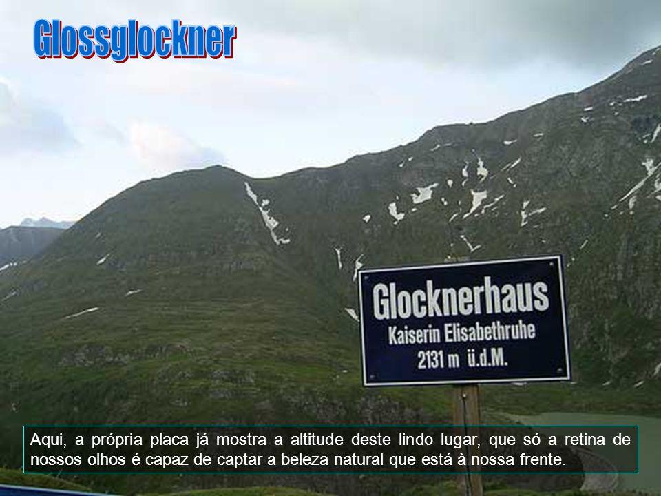 Glossglockner